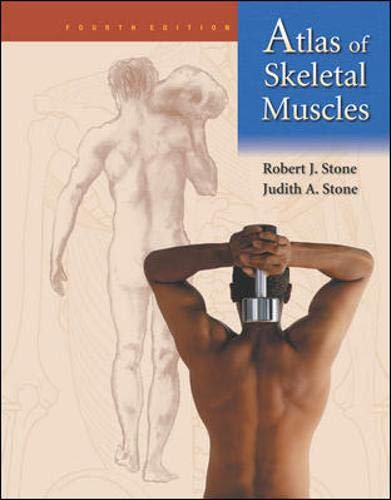 9780072350807: Atlas of Skeletal Muscles