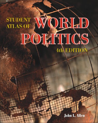 9780072352153: Student Atlas of World Politics
