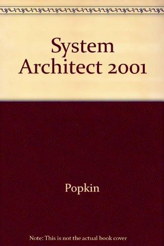 9780072352818: System Architect 2001