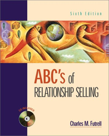 9780072352825: ABC's of Relationship Selling