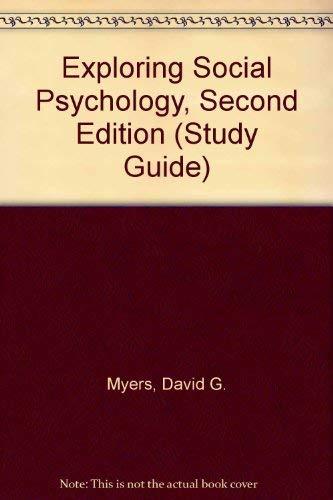 9780072352856: Exploring Social Psychology