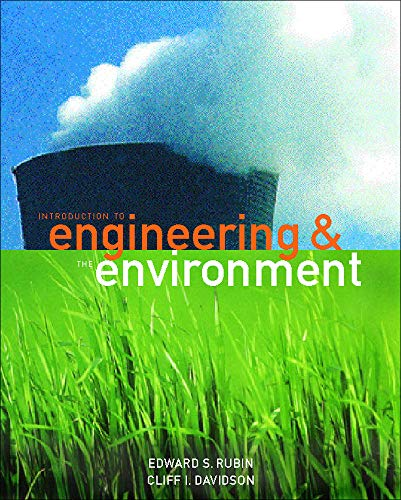 9780072354676: Introduction to Engineering and the Environment