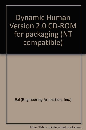 9780072354751: Dynamic Human Version 2.0 CD-ROM for packaging (NT compatible)