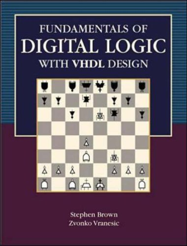 9780072355963: Fundamentals of Digital Logic with Vhdl Design