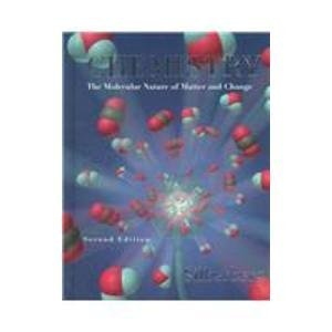 9780072355970: Chemistry: The Molecular Nature of Matter and Change