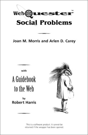 9780072356151: WebQuester: Social Problems