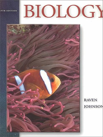 9780072356922: Biology 5ED, w/ 2 CD's