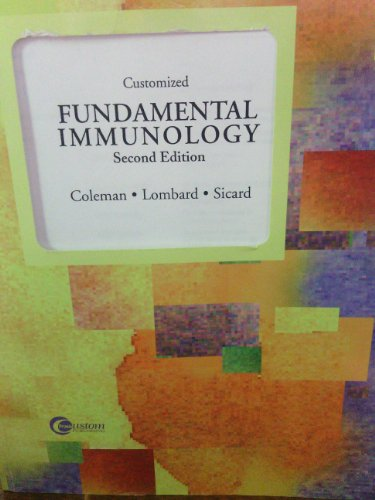 9780072357479: Fundamental Immunology