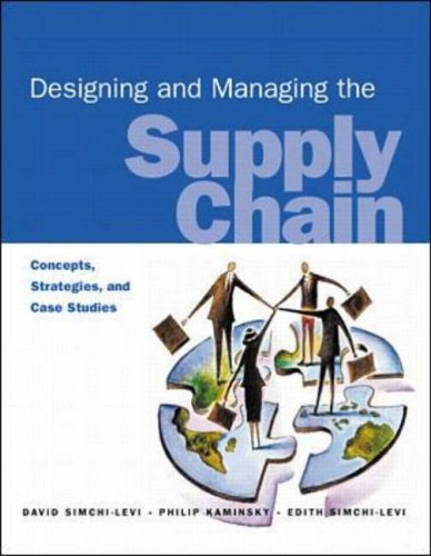 9780072357561: Designing and Managing the Supply Chain (Irwin/McGraw-Hill Series, Operations and Decision Sciences)