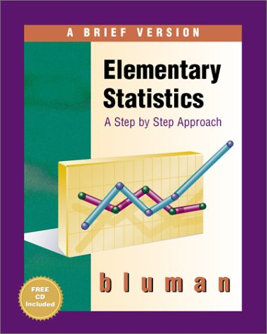 9780072357875: Elementary Statistics: A Brief Version with Data CD-ROM