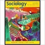 9780072359671: Sociology: An Introduction with Free Student Study Guide and Online Learning Center Passcard