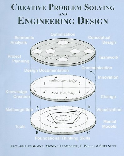 9780072360585: LSC Creative Problem Solving and Engineering Design (with FREE CD ROM)