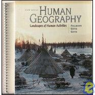 9780072361285: Human Geography: Landscapes of Human Activities