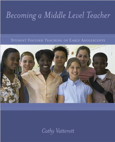 9780072361728: Becoming a Middle Level Teacher