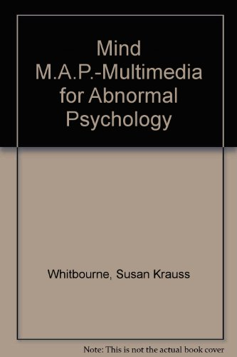9780072362336: Mind M.A.P. (Multimedia for Abnormal Psychology) Student CD ROM