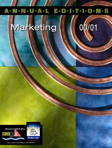 9780072364002: Annual Editions: Marketing 00/01 (Annual Editions)