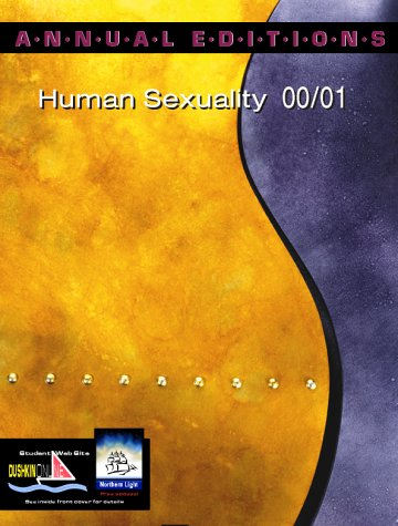 Annual Editions: Human Sexuality 00/01