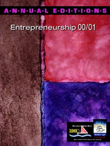 9780072365092: Annual Editions: Entrepreneurship 00/01