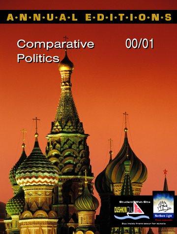 9780072365276: Annual Editions: Comparative Politics 00/01 (Annual Editions)