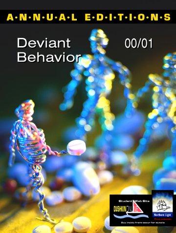 9780072365368: Annual Editions: Deviant Behavior 00/01