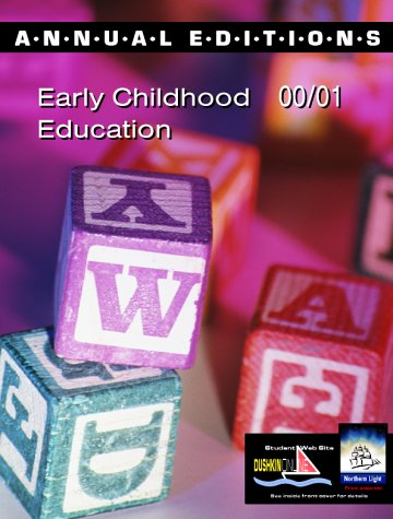 9780072365405: Annual Editions: Early Childhood Education 00/01