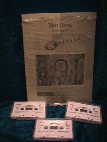 9780072365467: Test Bank to Accompany Kontakte: A Communicative Approach