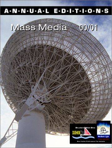 9780072365641: Annual Editions: Mass Media 00/01 (Annual Editions)
