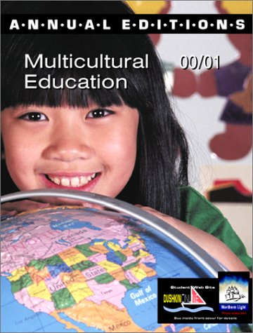 9780072365665: Annual Editions: Multicultural Education 00/01