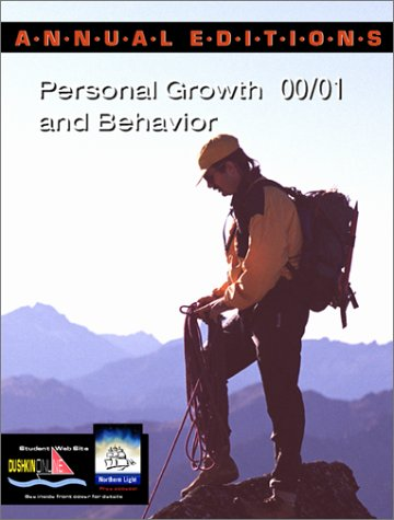Annual Editions: Personal Growth and Behavior 00/01: Duffy, Karen G.