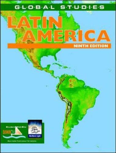 9780072365863: Global Studies: Latin America