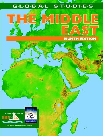 9780072365887: Global Studies: The Middle East