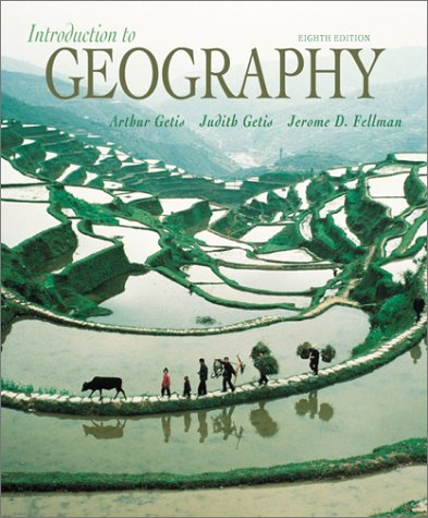 9780072367225: Introduction to Geography