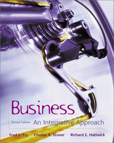 9780072367676: Business: An Integrative Approach