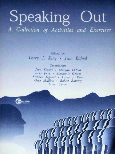 9780072368208: Speaking Out: A Collection of Activities and Exercises