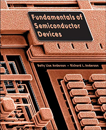 9780072369779: Fundamentals of Semiconductor Devices