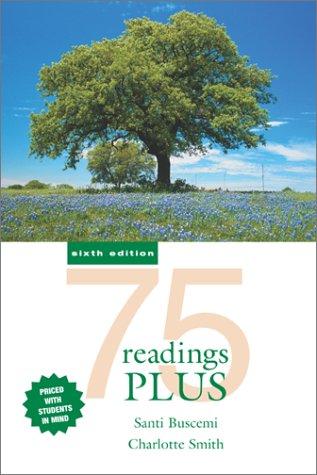 9780072370621: 75 Readings Plus