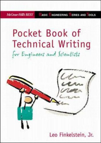 9780072370805: Pocket Book of Technical Writing for Engineers and Scientists (B.E.S.T. Series)