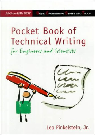 9780072370805: Pocket Book of Technical Writing for Engineers and Scientists