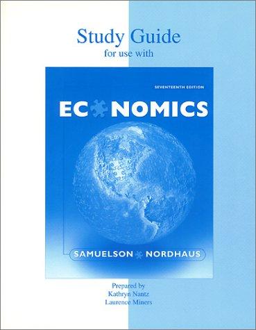 9780072372250: Economics Study Guide