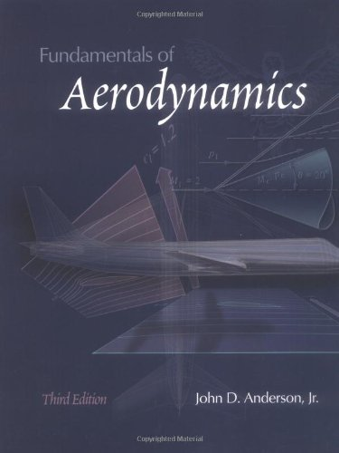 9780072373356: Fundamentals of Aerodynamics (Mcgraw-Hill Series in Aeronautical and Aerospace Engineering)