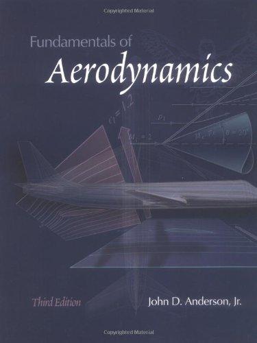 9780072373356: Fundamentals of Aerodynamics (McGraw-Hill Series in Aeronautical and Aerospace Engineering)