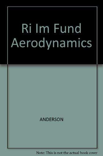 9780072373363: Ri Im Fund Aerodynamics
