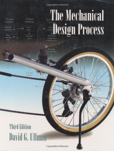 9780072373387: The Mechanical Design Process