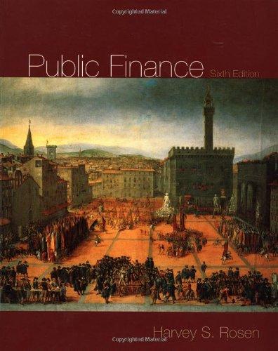 9780072374056: Public Finance