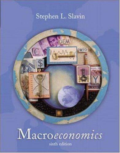 9780072374124: Macroeconomics