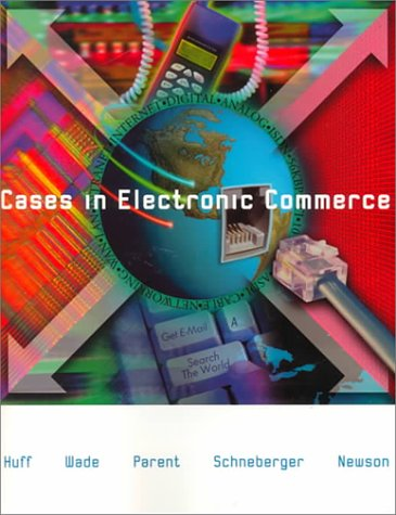 Cases in Electronic Commerce: Michael Wade, Michael