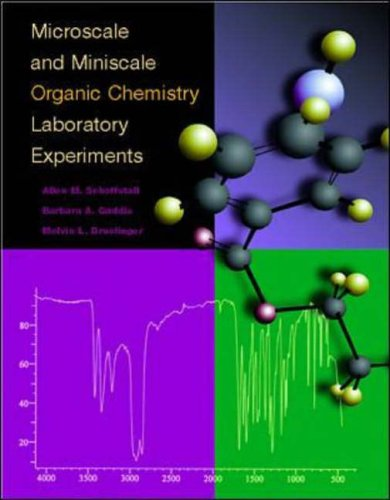9780072375497: Organic Microscale and Miniscale Laboratory Experiments