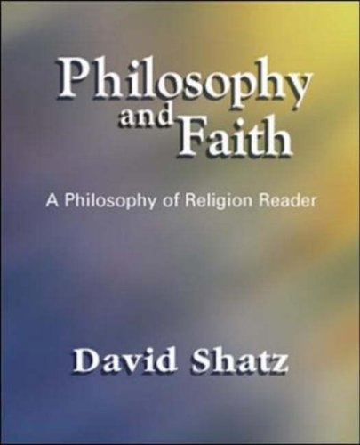 9780072376890: Philosophy and Faith: A Philosophy of Religion Reader