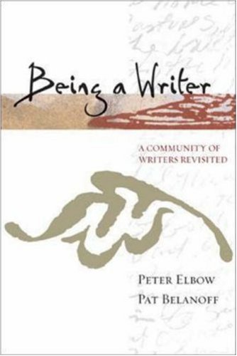 9780072378733: Being a Writer: A Community of Writers Revisited