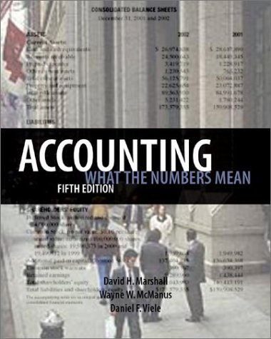 9780072379006: Accounting: What the Numbers Mean
